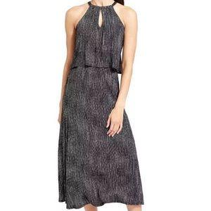 ATHLETA | sz M Delphi popover midi dress